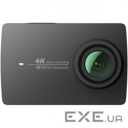 Экшн-камера Xiaomi Yi 4K Black International Edition (YI-90003) (6970171170120)