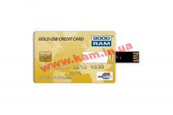 USB накопитель Goodram Credit Card 8Gb (PD8GH2GRCCPR9)