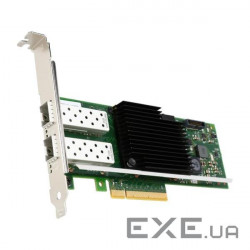 Intel Ethernet Converged Network Adapter X710-DA2, retail bulk (X710DA2BLK)