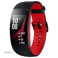 Фітнес-трекер Samsung SM-R365 Gear Fit2 Pro (L) RED (SM-R365NZRASEK)