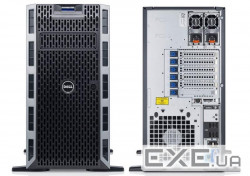 Серверная платформа Dell PowerEdge T430 (T430-STQ3R1#1-08)