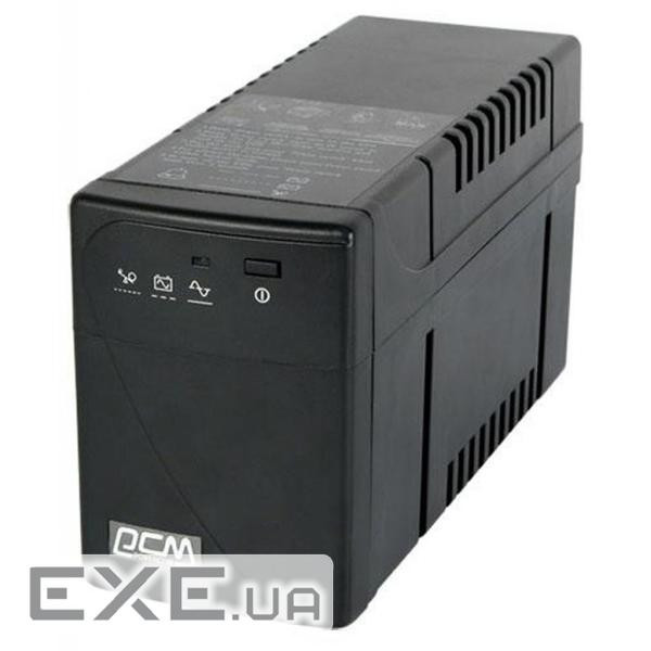 ИБП Powercom 600 PCM BACK PRO АР USB (BNT-600АР USB)