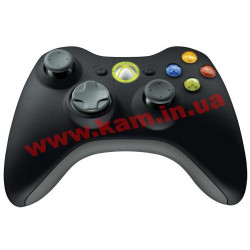Игровой контроллер WL Xbox 360 Controller for Windows USB Black Ret (JR9-00010)