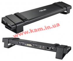 Док-станция Asus USB3.0 HZ-3A Docking Station (90XB027N-BDS020)