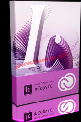 InCopy CC Multiple Platforms Multi European Languages 1 USER 1 Year (65227343BA01A12)