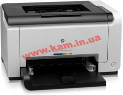 Принтер А4 HP Color LJ CP1025nw с Wi-Fi (CE918A)