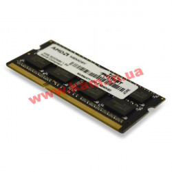 Оперативная память AMD 4 GB SO-DIMM DDR3 1600 MHz (R534G1601S1S-UOBULK)