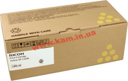 PRINT CARTRIDGE YELLOW SPC220E MULTI (407643)