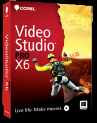 VideoStudio Pro X6 License (51-250) (LCVSPRX6ML2)