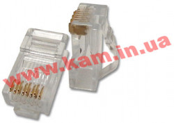 Коннектор Panduit PAN-PLUG RJ45 (MP588)