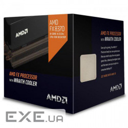 Процессор AMD FX X8 8370 SAM3+ BOX/ 125W 4000 FD8370FRHKHBX