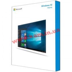 ПО Microsoft Windows 10 Home 32-bit Russian 1pk DVD (KW9-00166)
