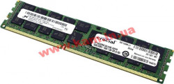 Оперативная память Crucial 16 Гб LV Registered DDR3 PC3-12800 (CT16G3ERSLD4160B)