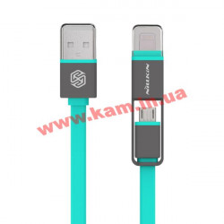Кабель NILLKIN Plus Cable - 1M (Green) (6274420)