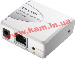 netw.a TP-LINK TL-PS310U USB MFP and Storage Принт-сервер с одним USB2.0 портом и одним
