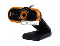 Web камера A4-Tech PK-920H-2 Black/ Orange (PK-920H-2 (Black+Orange))