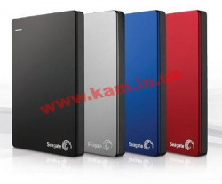 "SEAGATE HDD External Backup Plus Portable (2.5"",1TB,USB 3.0) Silver (STDR1000201)"