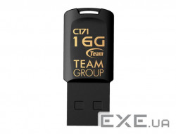 USB накопитель Team C171 16GB Black (TC17116GB01)