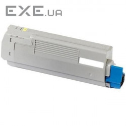 Картридж OKI Toner C8600/ 8800,Yellow, 6000Pages (43487721) Toner-Y-С8600-6K (43487721)