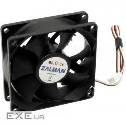 Вентилятор ZALMAN ZM-F1 PLUS (SF) 80 mm ( ZM-F1 PLUS (SF)) (ZM-F1 PLUS (SF))