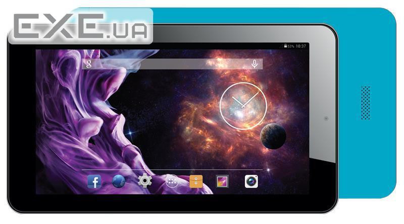"Планшет eSTAR Beauty 7""/ ARM Cortex-A7(QC) / 512/ 8/ 1xCam/ Android 5.1/ Blue (MID7338BDO)"