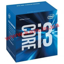 Процессор Intel Core i3-6300 3.8GHz/ 8GT/ s/ 4MB (BX80662I36300) s1151 BOX (BX80662I36300)