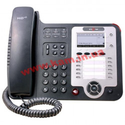 2 Lines Professional IP Phone 132*64 graphic LCD,2 line 2 SIP accounts, Adjustable bracke (ES320-PN)