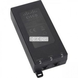 Адаптер Cisco Power Injector (802.3af) for AP 1600, 2600 and 3600 w/ o mod (AIR-PWRINJ5=)