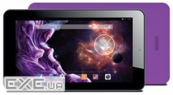 "Планшет eSTAR Beauty 7""/ ARM Cortex-A7(QC) / 512/ 8/ 1xCam/ Android 5.1/ Purple (MID7338P)"