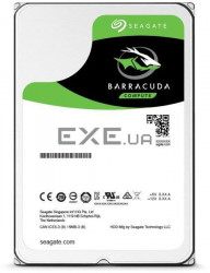 "Жесткий диск Seagate BarraCuda (Laptop) 500GB 2.5"" SATA 6Gb/ s (ST500LM030)"
