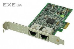 Сетевая карта DELL Broadcom 5720 DP 1Gb Network Interface Card, Full Height, CusKit (540-BBGY)