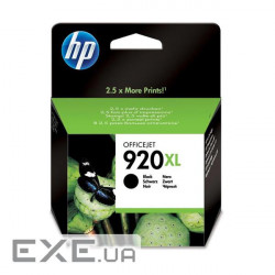 Картридж HP DJ No.920XL OJ 6500 Black (CD975AE)