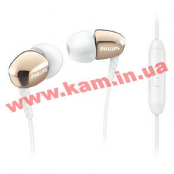Наушники Philips SHE3905GD/00 Mic Gold (SHE3905GD/00)