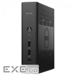 Wyse 5060 thin client/ 4Gb DDR3L/ 8GB SATA FLAH/ no WiFi/ ThinOS with PCoIP/ W3Yr C (210-AKEW_PCoIP)