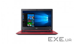 Ноутбук Acer Aspire 3 A315-53-39BS 15.6FHD AG/ Intel i3-8130U/ 8/ 1000/ int/ Lin/ Red (NX.H41EU.004)
