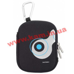DigiPod Stretch Camera Pouch модель: NUC-861BK, название: DigiPod Stretch Camera Pouch,